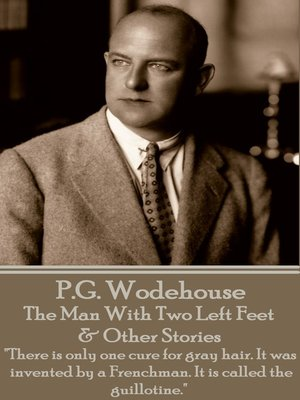 cover image of The Man with Two Left Feet & Other Stories