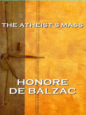 cover image of The Athiest's Mass
