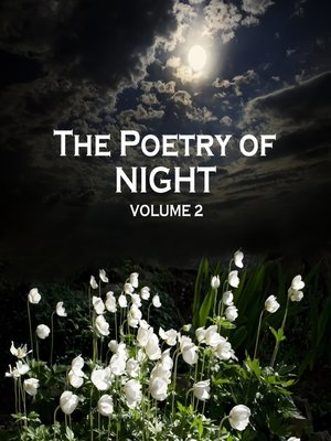 cover image of The Poetry of Night, Volume 2