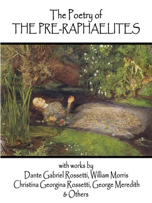 cover image of The Pre-Raphaelite Poets