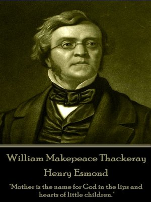 cover image of Henry Esmond