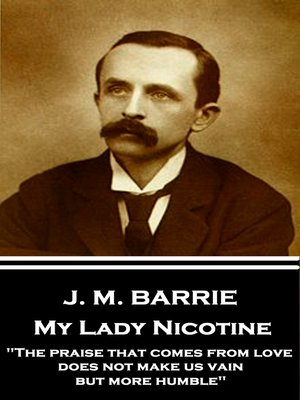 cover image of My Lady Nicotine