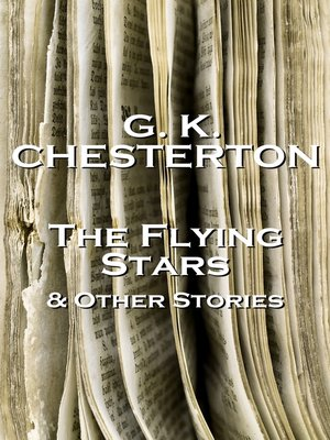 cover image of The Flying Stars & Other Stories