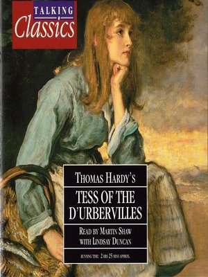 cover image of Tess of the D'Urbervilles