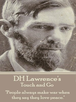 cover image of Touch and Go