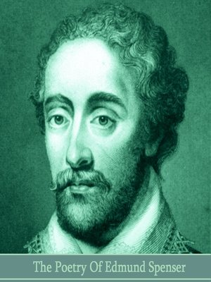 cover image of The Poetry of Edmund Spenser