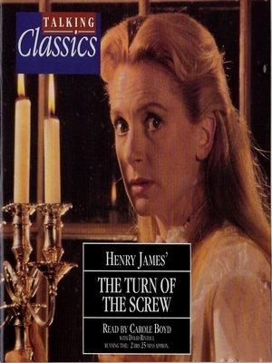 The Turn of the Screw by Henry James · OverDrive (Rakuten