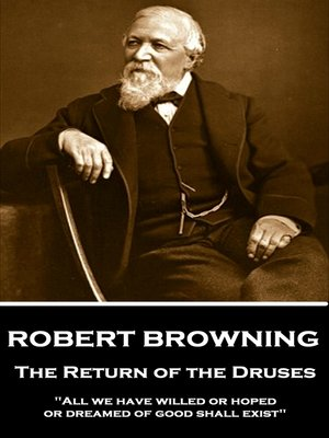 cover image of The Return of the Druses