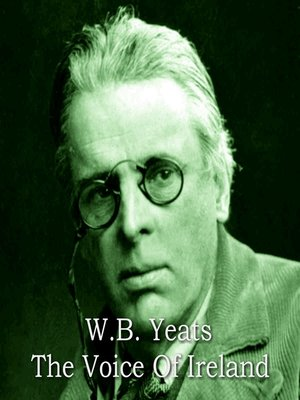 cover image of W. B. Yeats