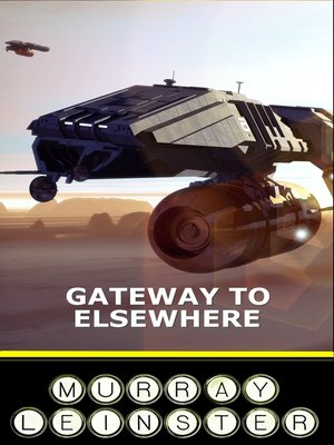 cover image of Gateway to Elsewhere