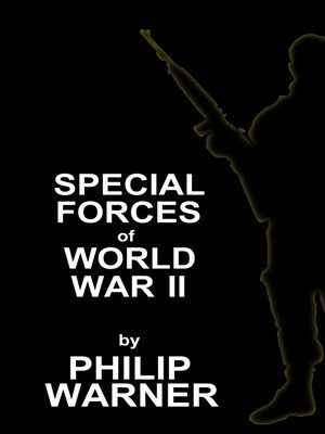 cover image of Special Forces of World War II