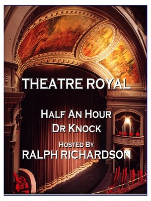 cover image of Half An Hour / Dr Knock