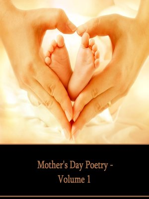 cover image of Mother's Day Poetry, Volume 1