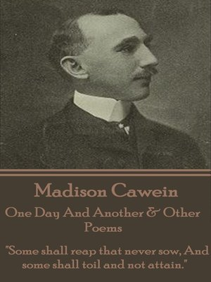 cover image of One Day And Another & Other Poems