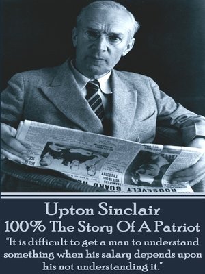 cover image of 100% The Story of a Patriot