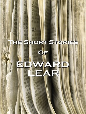 cover image of The Short Stories of Edward Lear
