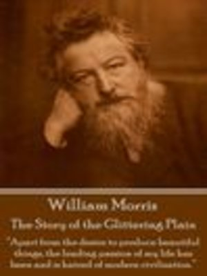 cover image of The Story of the Glittering Plain