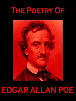 cover image of The Poetry of Edgar Allan Poe