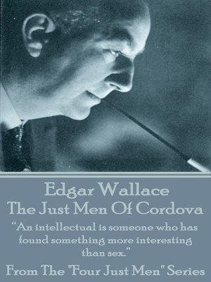 cover image of The Just Men of Cordova