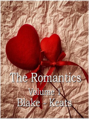 cover image of The Romantics, Volume 1