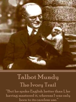 cover image of The Ivory Trail