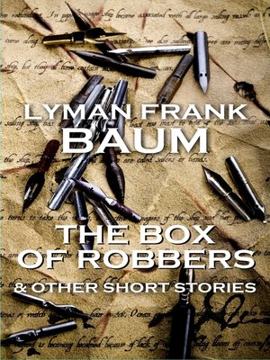 cover image of The Box of Robbers & Other Stories