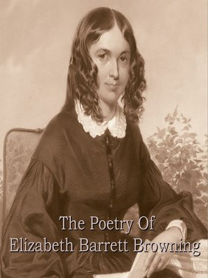 cover image of The Poetry of Elizabeth Barrett Browning