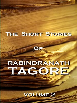 cover image of The Short Stories of Rabindranath Tagore, Volume 2