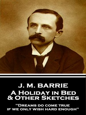 cover image of A Holiday in Bed & Other Sketches