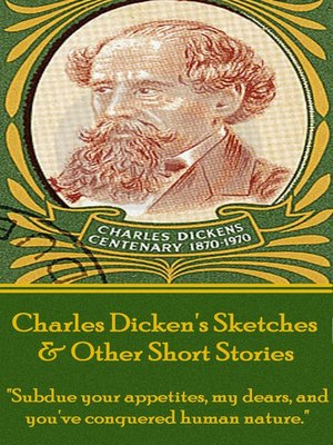 cover image of Sketches & Other Short Stories