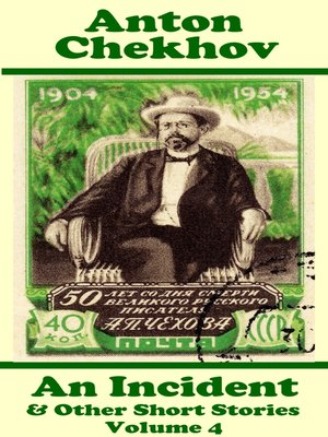 cover image of Anton Chekhov Short Stories, Volume 4