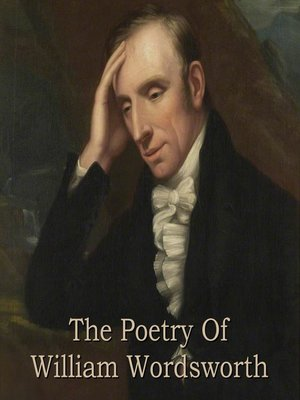 cover image of The Poetry of William Wordsworth