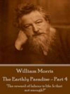 cover image of The Earthly Paradise, Part 4
