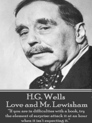 cover image of Love and Mr. Lewisham