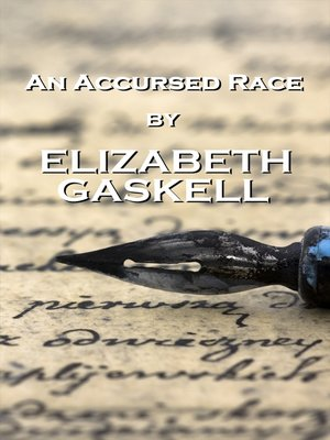 cover image of An Accursed Race