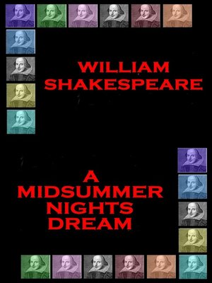 cover image of A Midummer Night's Dream