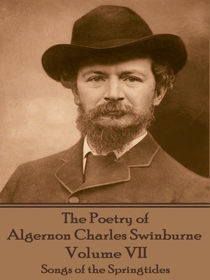 cover image of The Poetry of Algernon Charles Swinburne, Volume VII