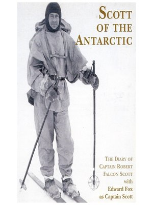cover image of The Diary of Captain Robert Falcon Scott