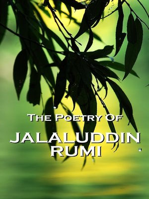 cover image of The Poetry of Rumi