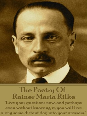 cover image of The Poetry of Rainer Maria Rilke
