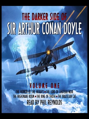 cover image of The Darker Side of Sir Arthur Conan Doyle, Volume 1