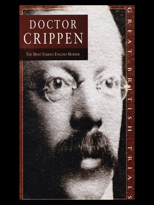 cover image of Dr Crippen