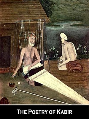 cover image of The Poetry of Kabir