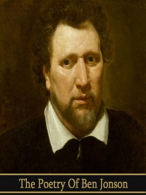 cover image of The Poetry of Ben Jonson