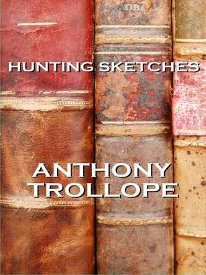 cover image of Hunting Sketches