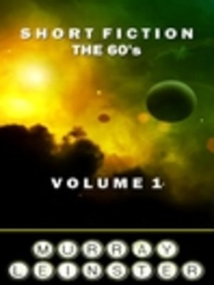 cover image of Short Fiction - The 60's, Volume 1
