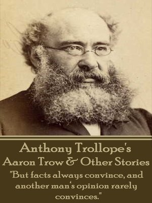 cover image of Aaron Trow & Other Short Stories