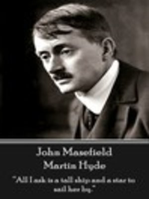 cover image of Martin Hyde