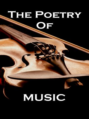 cover image of The Poetry of Music