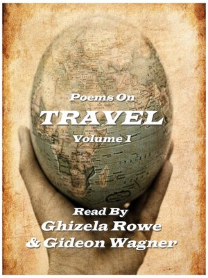 cover image of Travel Poems, Volume 1